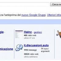 visite gruppo Hainz google a 48 ore dalla pubblicazione di un articolo
